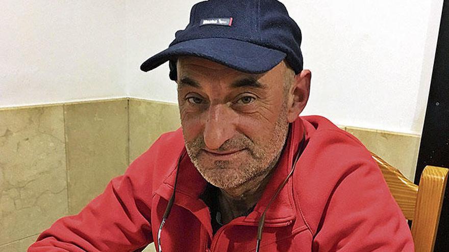 Dieser Mann kann Ihre Zisterne auf Mallorca reinigen