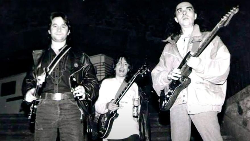 Mor Carlos 'El Sucio', rocker martorellenc d'Extremoduro