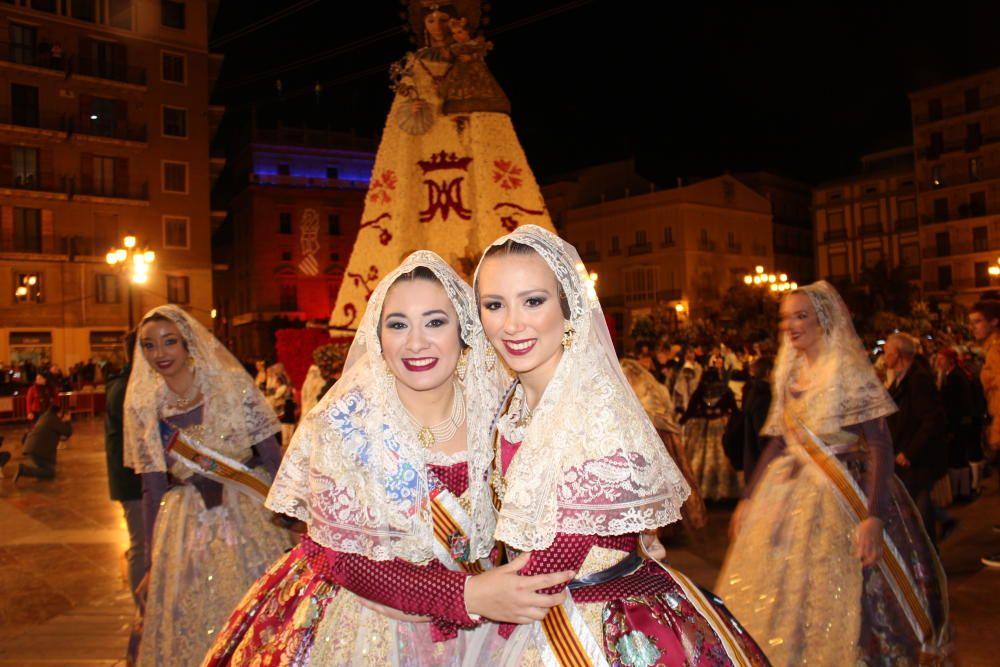 Andrea López y Marta Alacreu