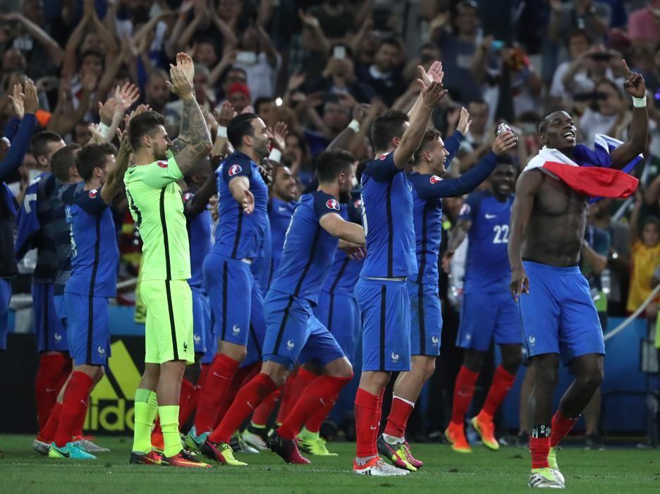 Eurocopa 2016: Alemania-Francia