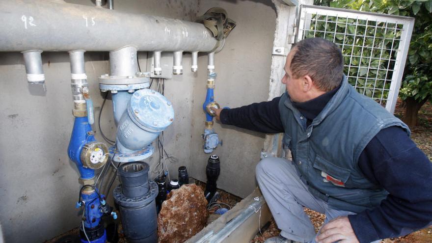 El alza  de la energía obliga a los agricultores valencianos a asumir sobrecostes de 25 millones de euros