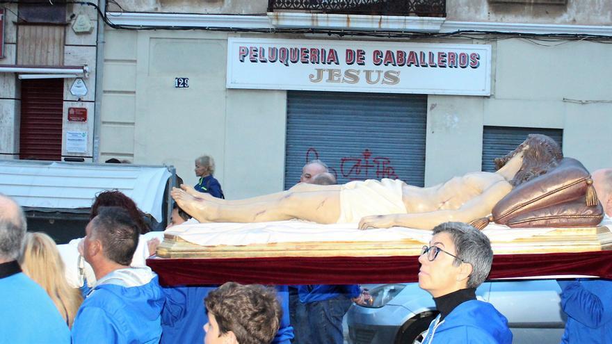 Semana Santa Marinera: las procesiones y los comercios