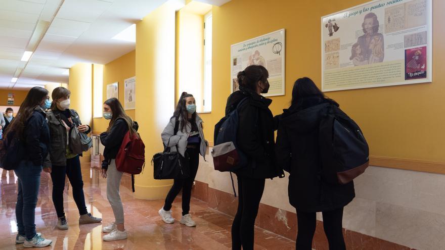 Los alumnos de Magisterio de Zamora se infectaron en una fiesta, no en un examen