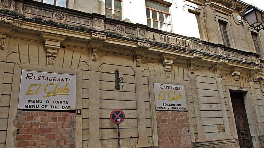 Una parte del edificio de la Protectora podrá tener el uso comercial
