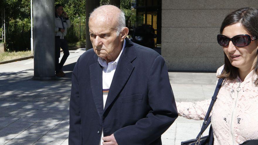 El juzgado declara incapacitado al anciano rayacoches de Vigo