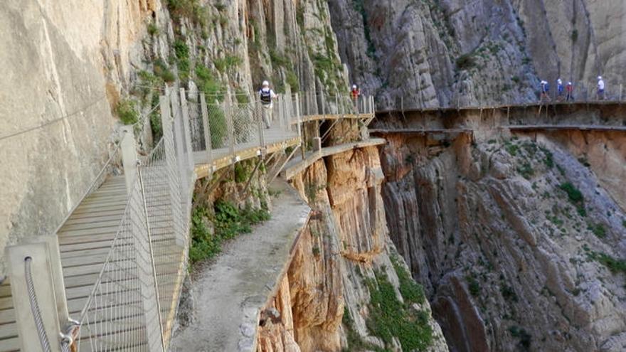 Las vías ferratas más impresionantes de España
