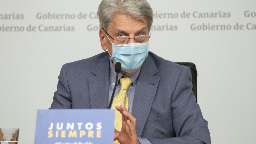 Lanzarote limita las reuniones a dos personas al entrar en el nivel 4 de alerta