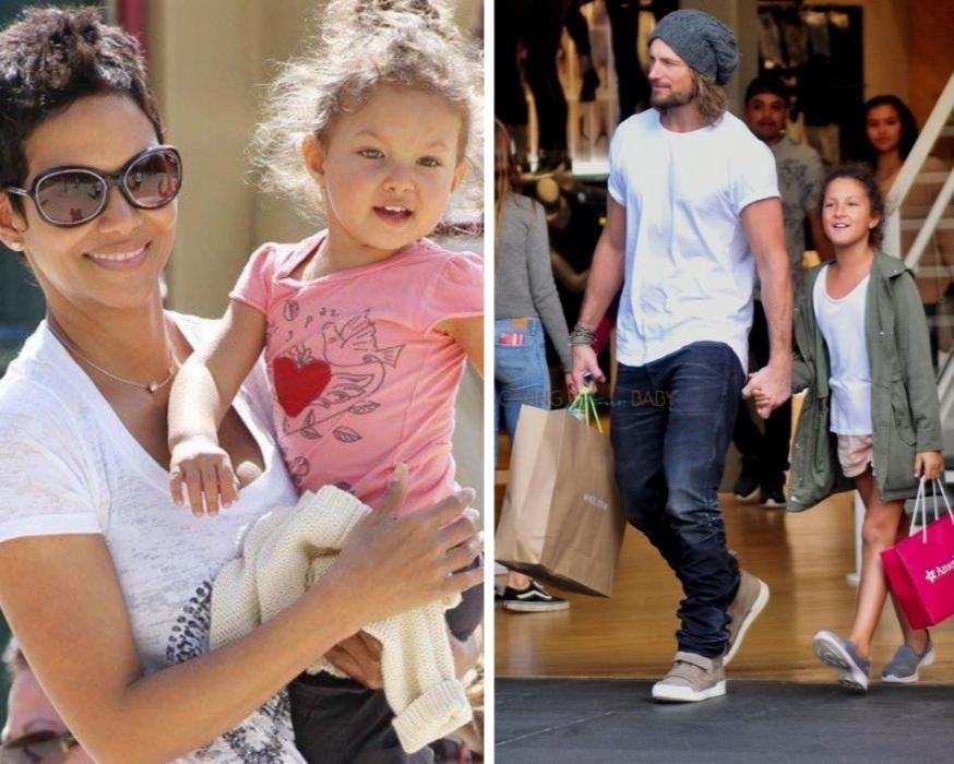 Nahla Ariela Aubry, la hija de Halle Berry.