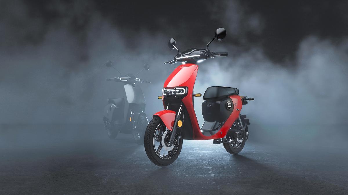 Super Soco CUmini, el scooter eléctrico 'low cost' ya está disponible en España