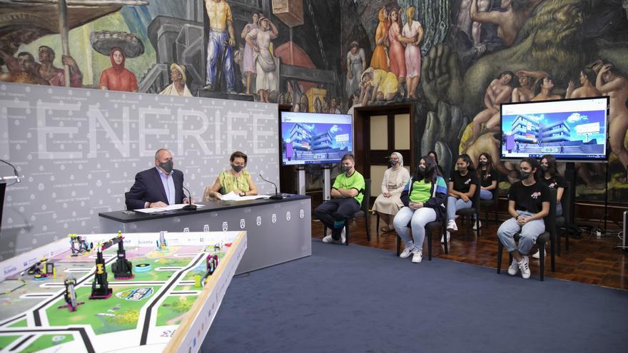 Tenerife acoge este fin de semana la final de First Lego League España