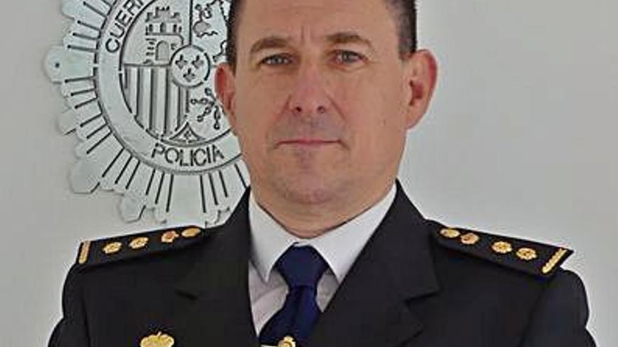 Juan José Díaz Jiménez toma posesión como comisario en Vigo