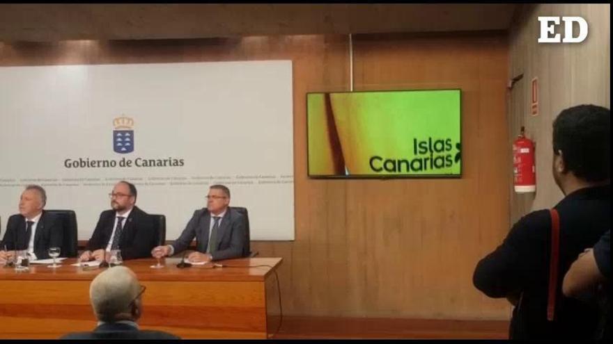Nuevo equipaje del Iberostar Tenerife, elaborado con materiales vegetales y de reciclaje
