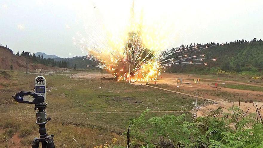 El pozo Carrio albergará un centro de pruebas de seguridad contra explosiones