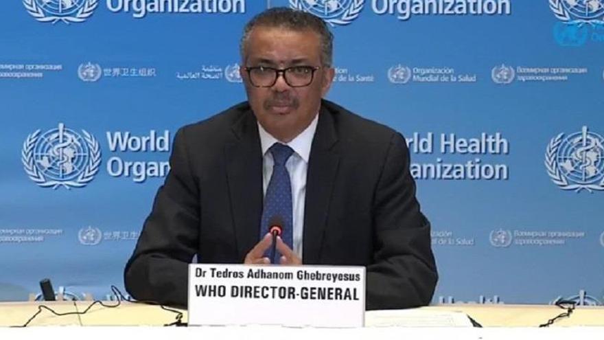 El mundo respondió tarde a la emergencia, dice la OMS
