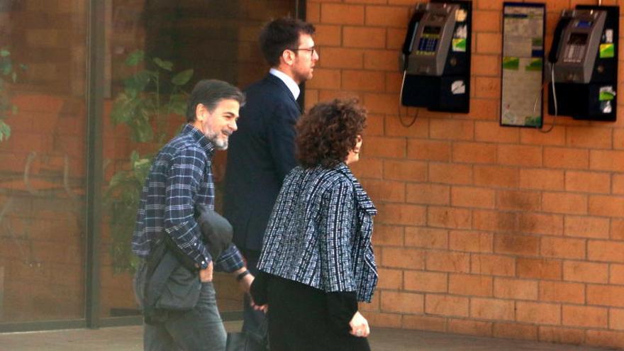 Oriol Pujol surt de la presó de Brians 2 en règim de tercer grau