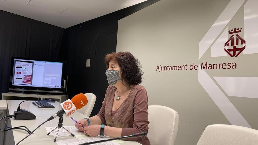 L'Ajuntament de Manresa posa en marxa un canal de WhatsApp d'atenció ciutadana