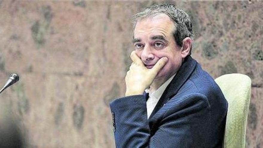 La quiniela de  PSOE y PP deja  fuera de RTVE a Francisco Moreno