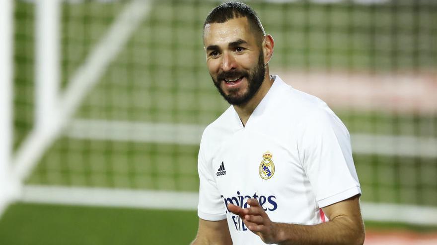 El Madrid despega a la normalidad ante el Athletic