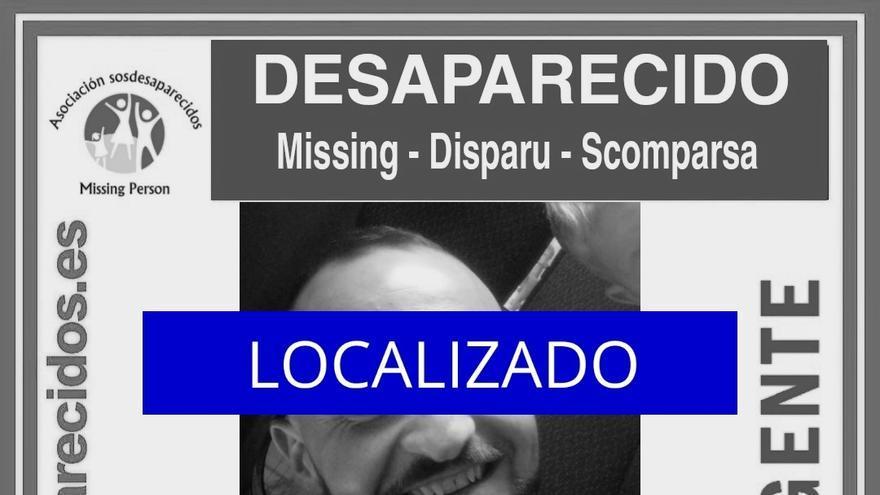 Encuentran al hombre desaparecido ayer en Murcia