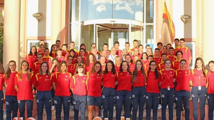Presentado en Alicante el ambicioso Plan Estratégico de Alto Rendimiento y Tecnificación de la RFEC