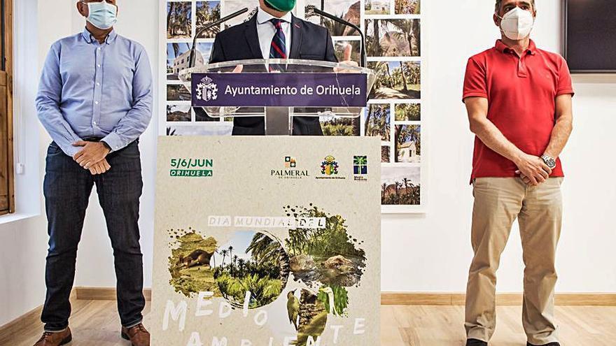 Orihuela organiza un fin de semana lleno de actividades por el Día del Medio Ambiente