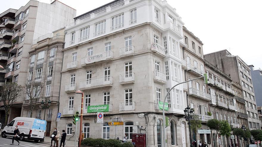 Vigo suma un nuevo hotel: Ceetrus cierra un operador para Vázquez Varela
