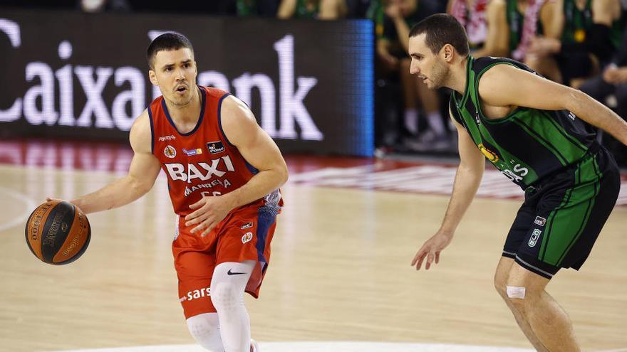 La Copa del Rei de bàsquet es jugarà a Madrid