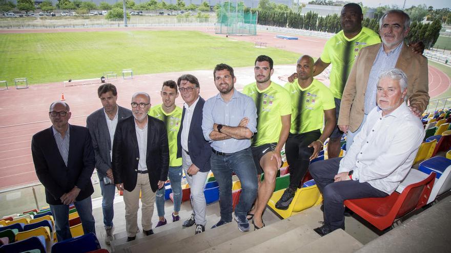 Gaetà Huguet acogerá la «Champions» del atletismo