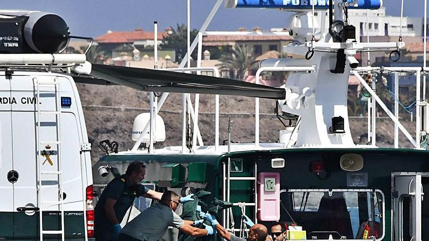 A juicio cuatro integrantes de una organización de tráfico de migrantes