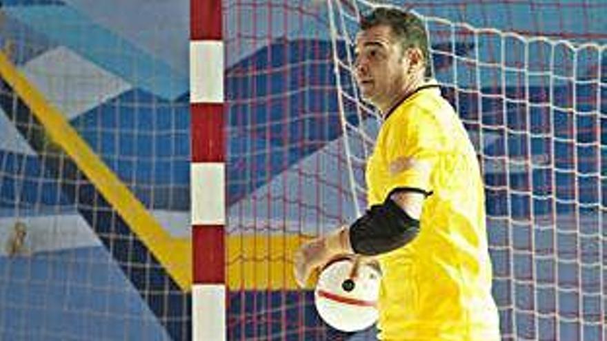 Javi Santos aportará su veteranía al FS Zamora un año más.