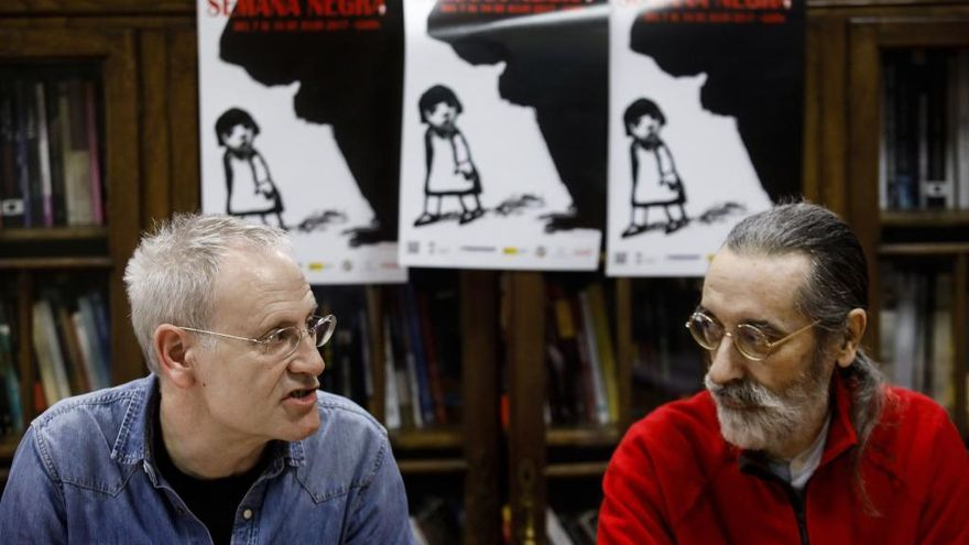 """Más de 60 autores en lengua castellana confirmados para la """"Semana negra"""""""