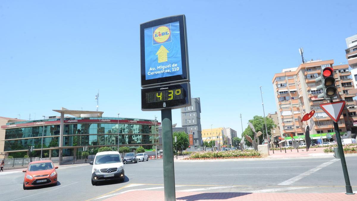 Se disparan las temperaturas.