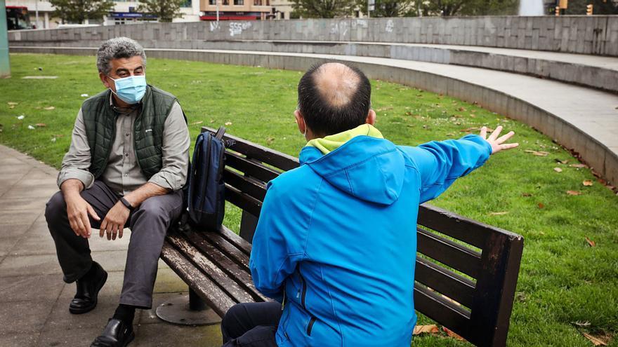 """El lamento de asturianos con discapacidad psíquica: """"Nos sentimos como en la cárcel"""""""