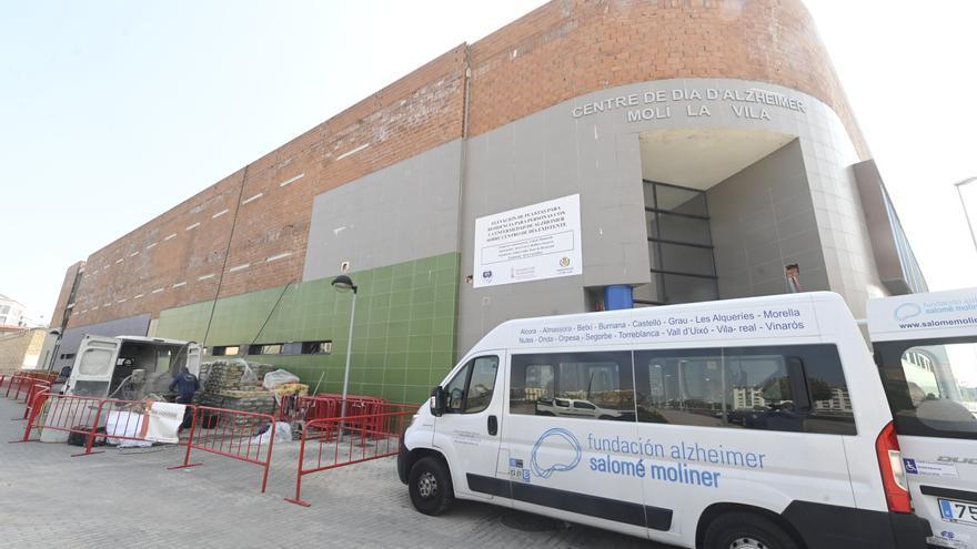 Reclaman fondos al Consell para acabar la residencia de alzhéimer de Vila-real