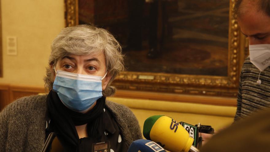 """Gijón aplicará """"en breve"""" un reglamento municipal de laicidad, anuncia la Alcaldesa"""