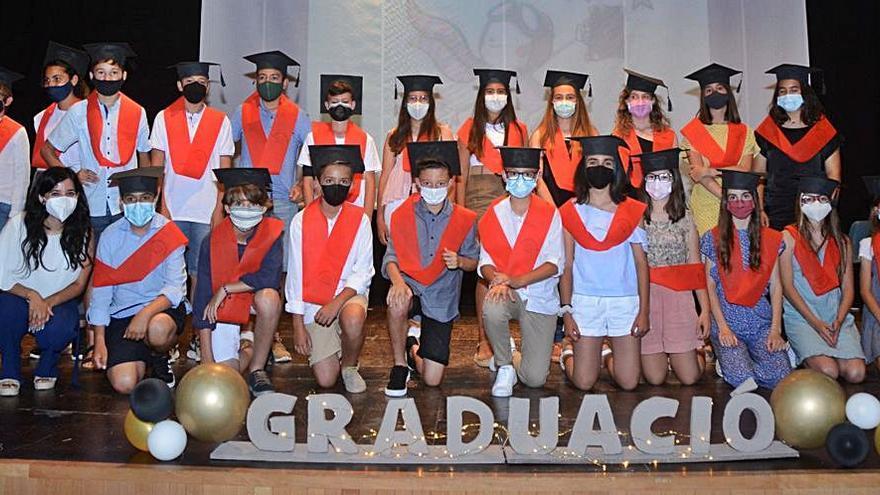 Graduados en entusiasmo