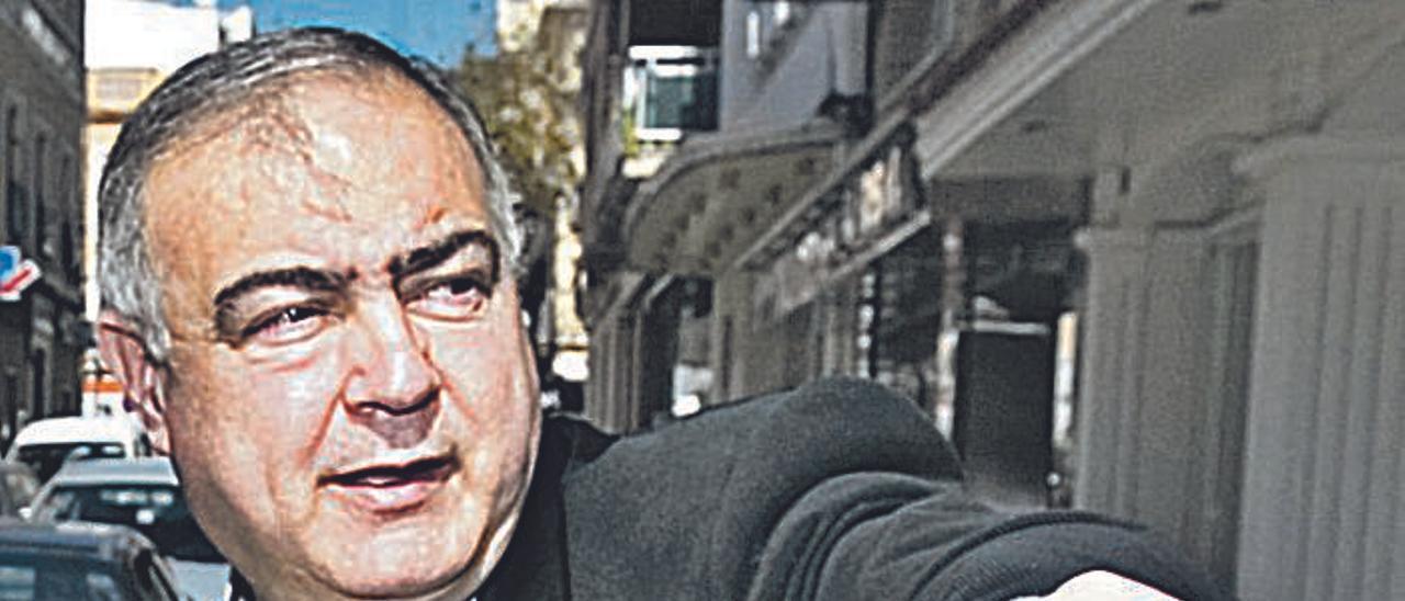 El exedil y exdiputado provincial del PP de Calp Juan Roselló| INFORMACIÓN