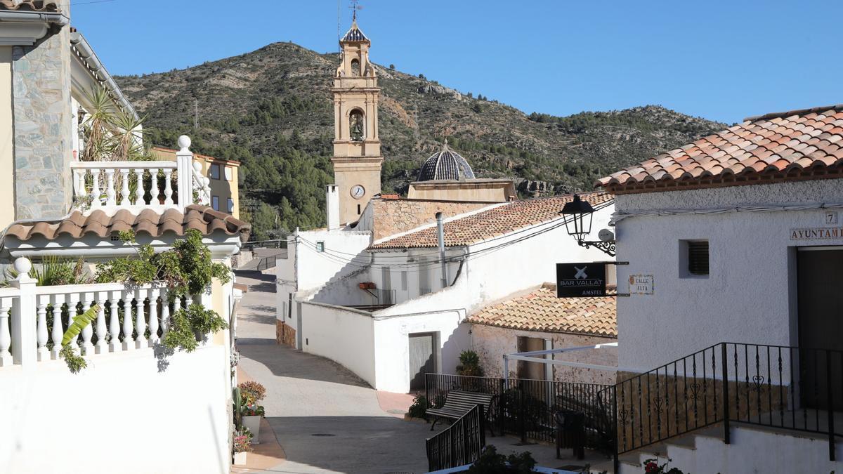 Localidad del interior de la provincia de Castellón.