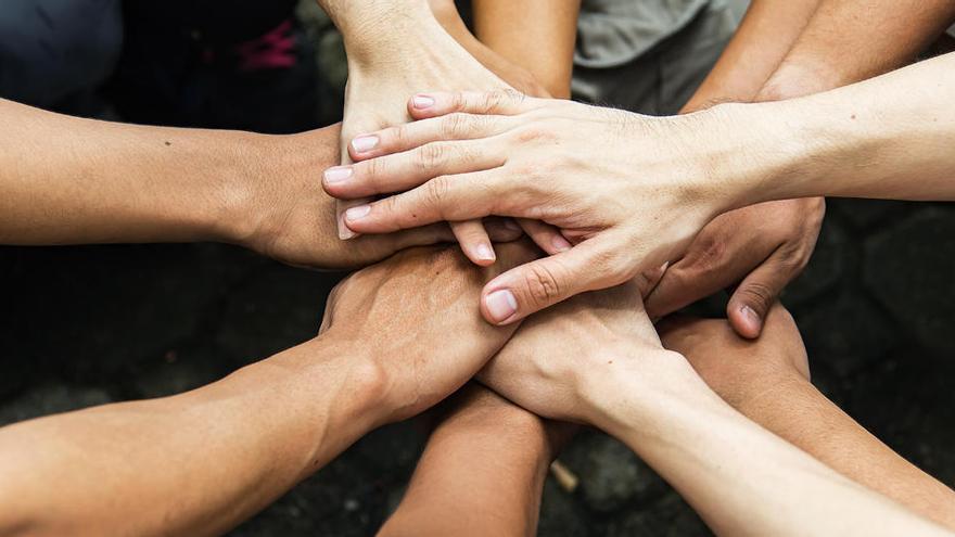 Cadena de solidaridad ante la crisis sanitaria