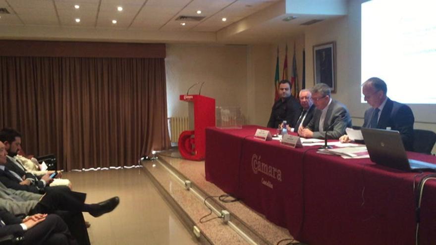 Dolores Guillamón, reelegida presidenta de la Cámara de Comercio de Castellón