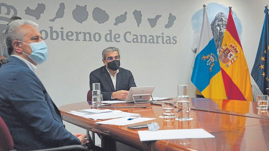 Canarias pide ampliar el plazo para la ejecución de los fondos de recuperación