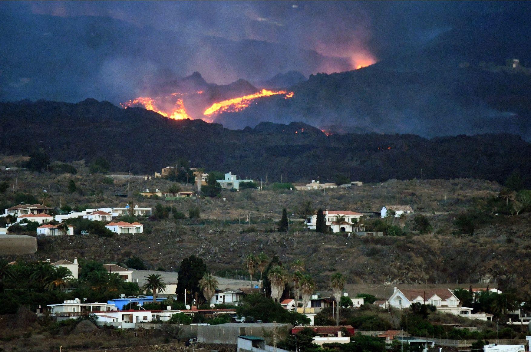 L'erupció del volcà fotografiada per un manresà
