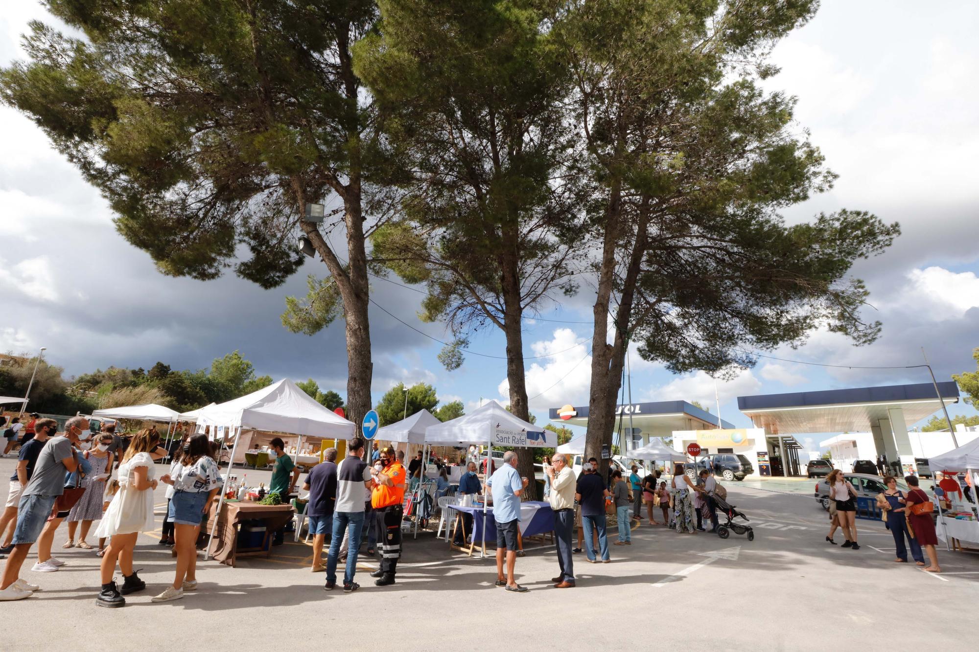 Fiestas de Sant Rafel 2021