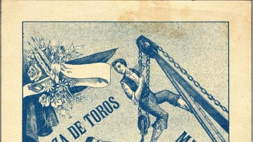 1913: Alcaraz, en el origen de la cartelería taurina