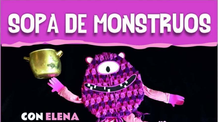 Sopa de monstruos