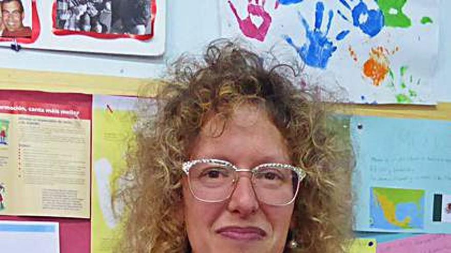 Alicia Tojeiro, profesora de Oleiros, mejor docente de España de Primaria