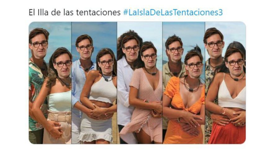 Las redes sociales calientan motores para 'La isla de las tentaciones 3'