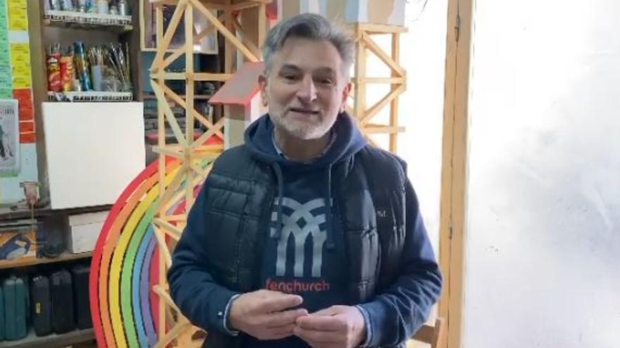 Pellicer es elegido Maestro Mayor del Gremio de Artistas Falleros