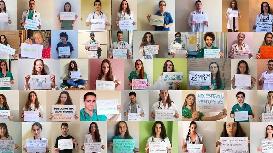 Graduados de Medicina reclaman la fecha de las oposiciones MIR