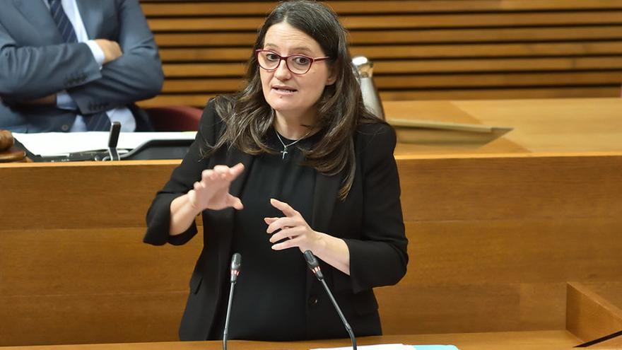 Mónica Oltra parla del nou model assistencial a majors i dependents en «Converses de futur»